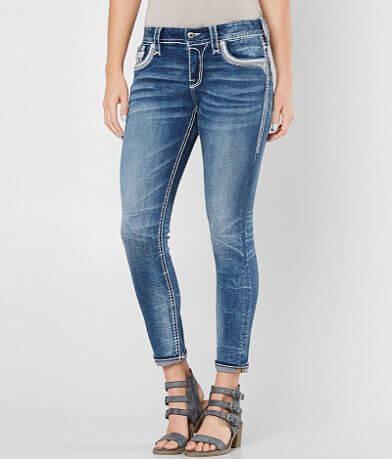 Rock Revival Barrey Easy Ankle Skinny Stretch Jean