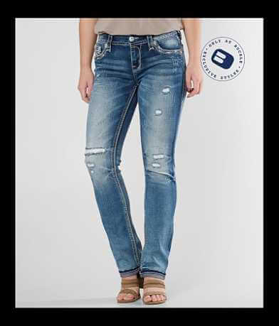 Rock Revival Andrea Easy Straight Stretch Jean