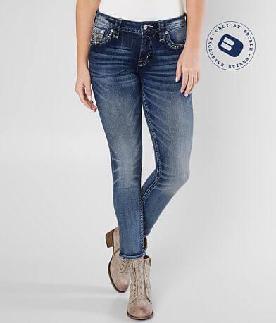 Rock Revival Kerra Easy Ankle Skinny Stretch Jean