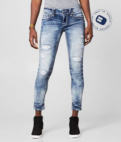 Rock Revival Ferry Ankle Skinny Stretch Jean