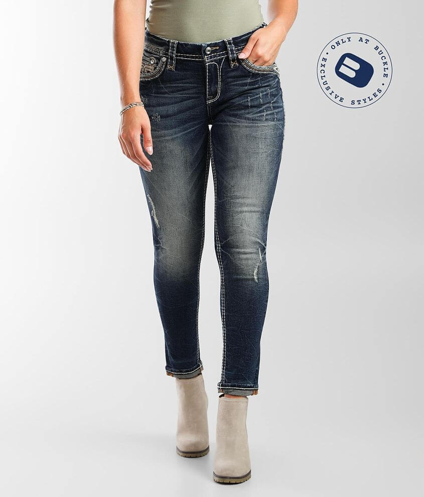 Rock Revival Darcey Easy Ankle Skinny Jean front view
