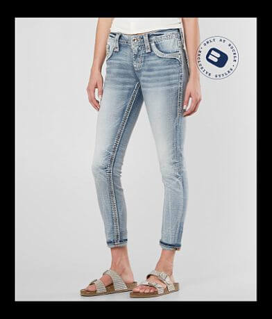 Rock Revival Aloisia Ankle Skinny Stretch Jean