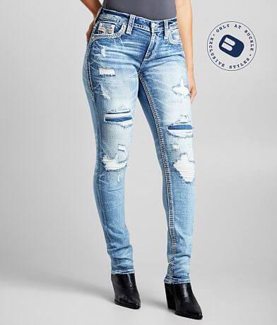 Rock Revival Aliana Easy Mid-Rise Skinny Jean