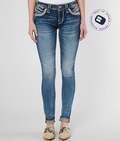 Rock Revival Priscilla Skinny Stretch Jean