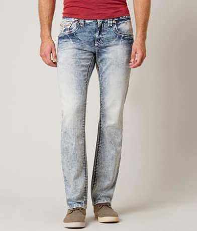 Rock Revival Yanai Slim Straight Stretch Jean