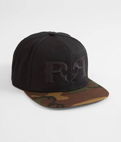 Rock Revival Double R Camo Hat