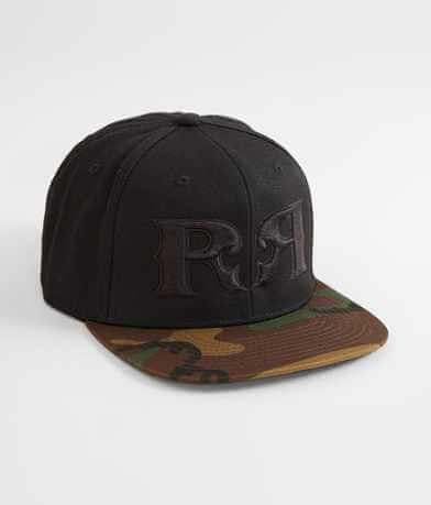 Rock Revival Double R Camo Hat