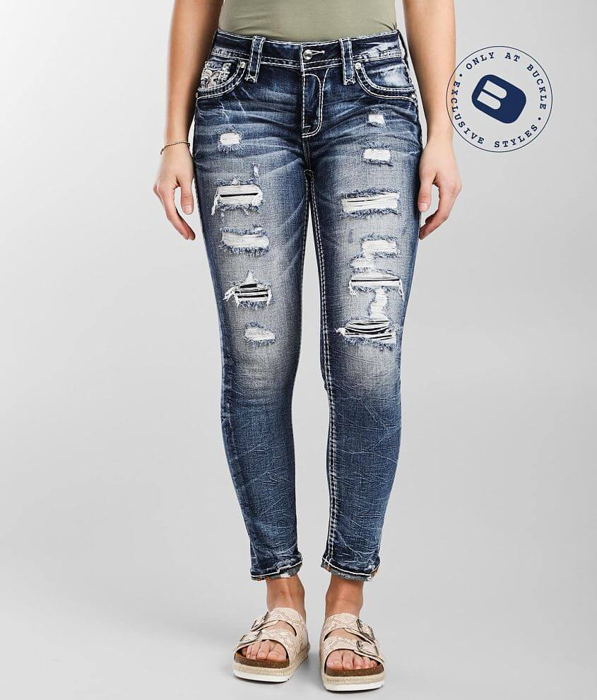 Rock Revival Cambria Easy Ankle Skinny Jean front view