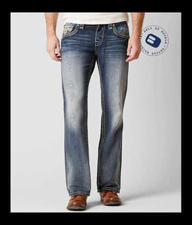 Rock Revival Pranit Boot Stretch Jean