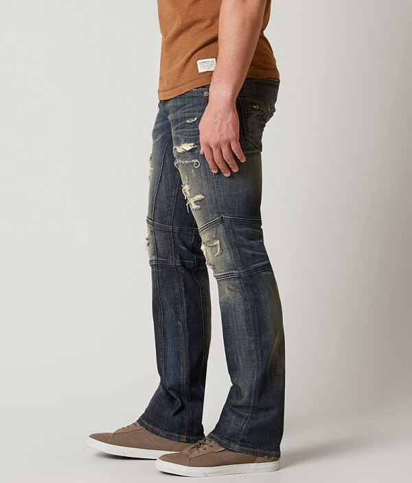 Slim Jean Revival Straight Rock Phiox Stretch 1TfwxE7xgq
