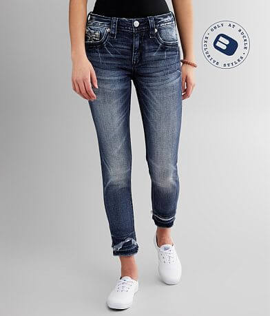 Rock Revival Betty Mid-Rise Ankle Skinny Jean
