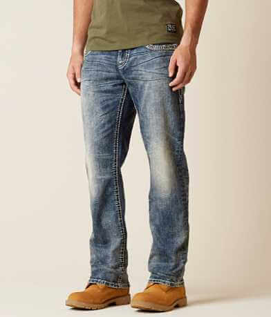 Rock Revival Fremont Relaxed Taper Stretch Jean