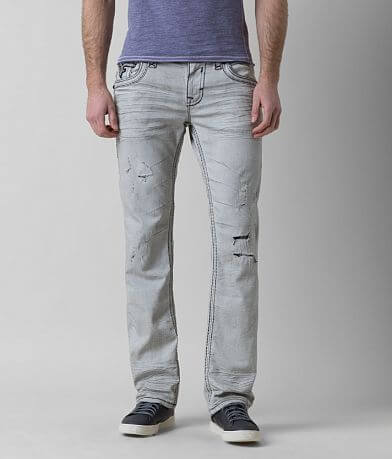 Rock Revival Penn Slim Straight Stretch Jean