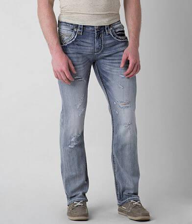Rock Revival Mabee Slim Straight Stretch Jean