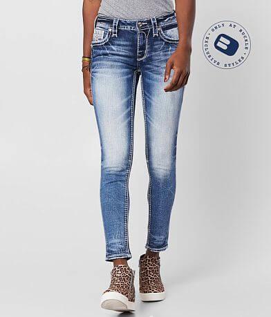 Rock Revival Bariah Mid-Rise Ankle Skinny Jean
