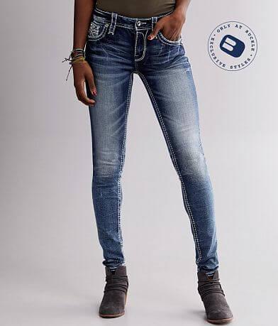 Rock Revival Bariah Mid-Rise Skinny Stretch Jean