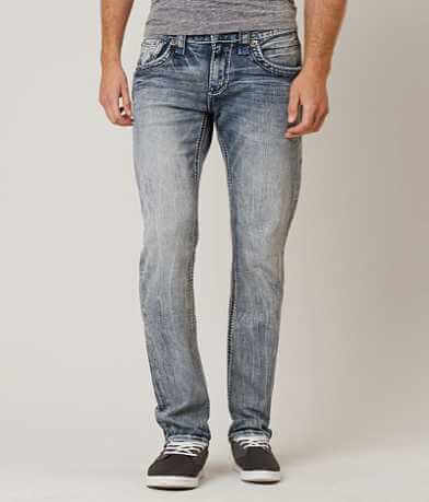 Rock Revival Connely Slim Straight Stretch Jean