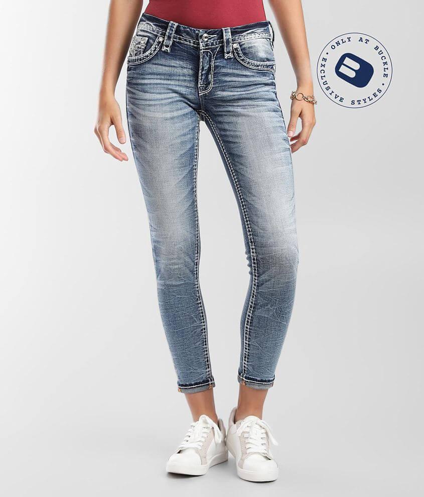 Rock Revival Yandel Ankle Skinny Stretch Jean front view