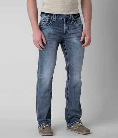Rock Revival Dobson Slim Straight Stretch Jean