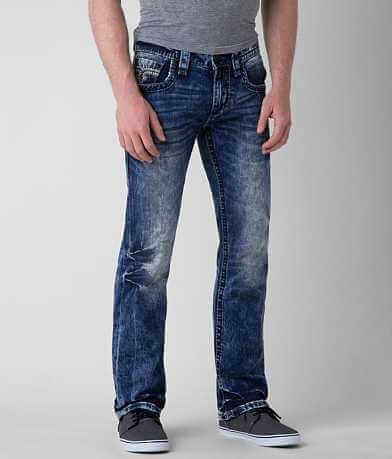 Rock Revival Demetry Slim Straight Jean