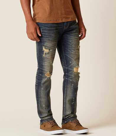 Remix by Rock Revival® Slim Straight Jean