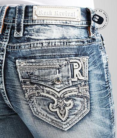 Rock Revival Ysobel Easy Ankle Skinny Stretch Jean