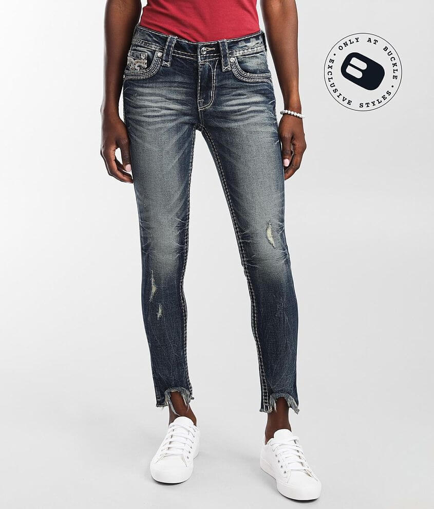 Rock Revival Rosewood Ankle Skinny Stretch Jean front view