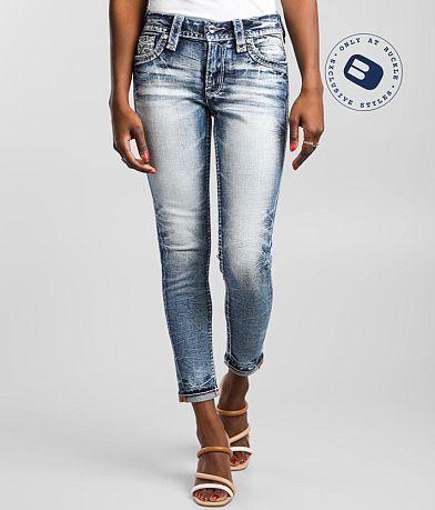Rock Revival Rosewood Mid-Rise Ankle Skinny Jean