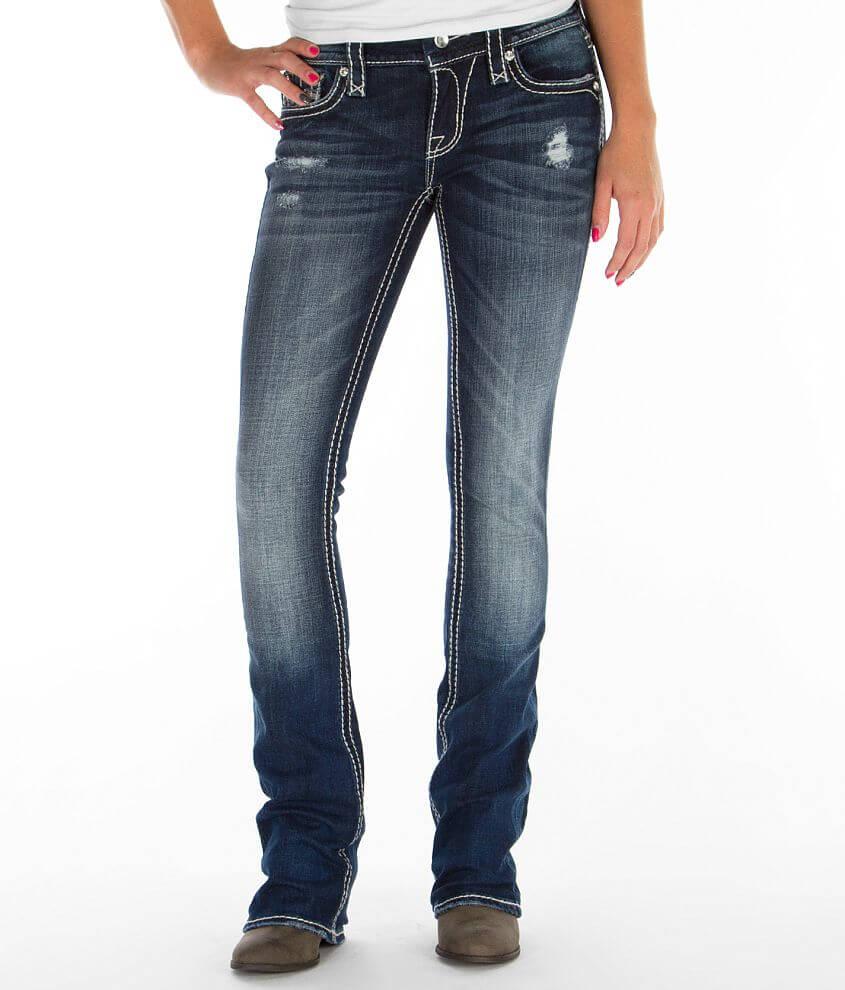 Rock Revival Kai Slim Boot Stretch Jean front view