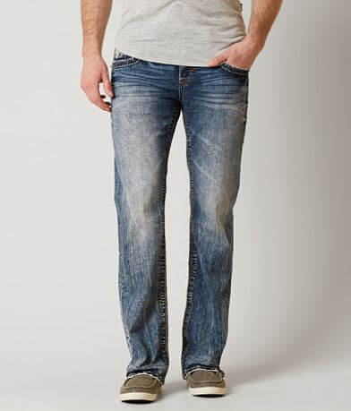 Rock Revival Fergus Slim Boot Stretch Jean