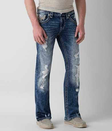 Rock Revival Scion Slim Boot Stretch Jean