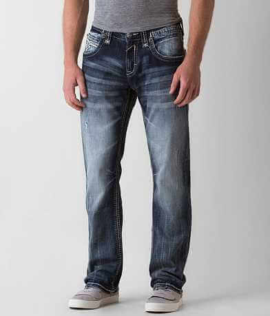 Rock Revival Ocean Relaxed Straight 17 Jean