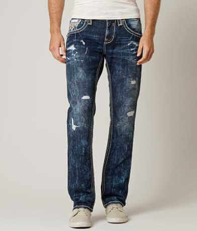 Rock Revival Lowry Relaxed Straight 17 Jean