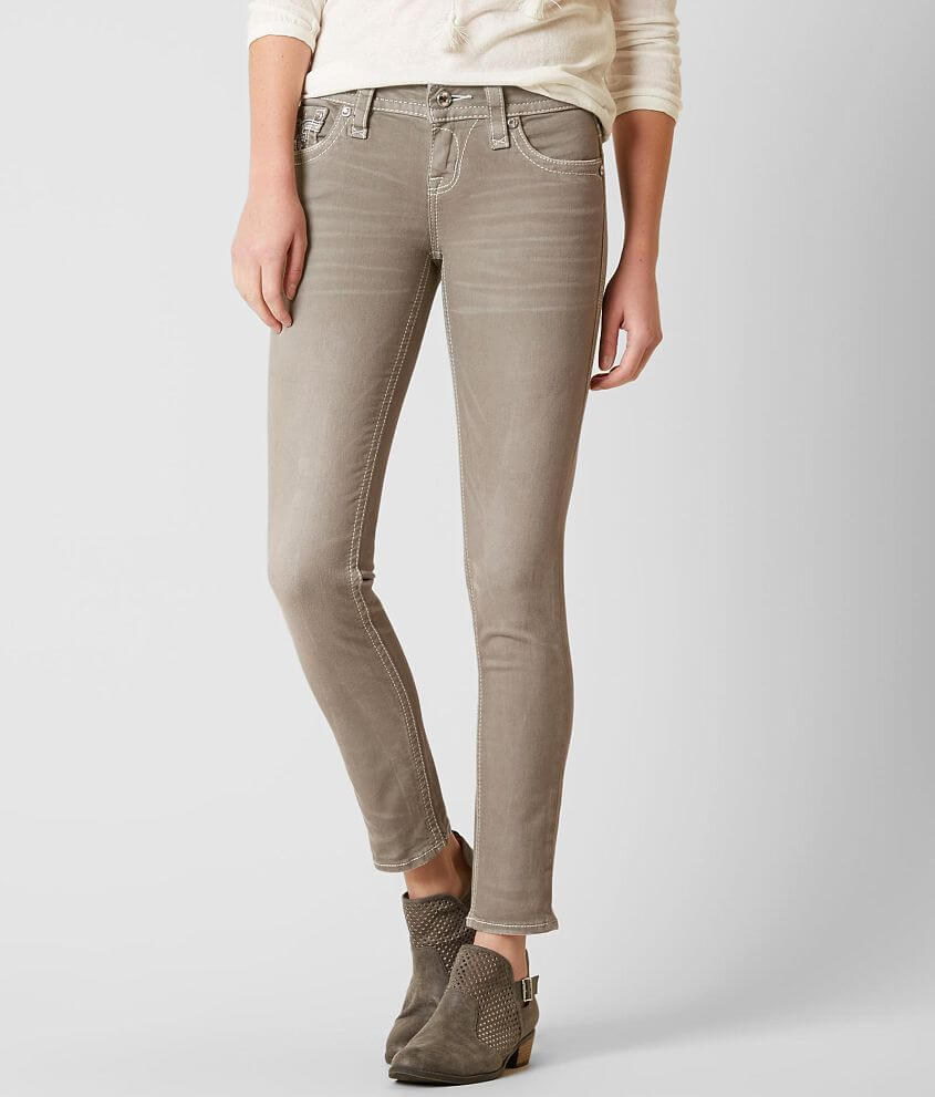 Style 8441AK35A/Sku 201577 Mid-rise zip fly stretch pant Slim through the hip and thigh 11\\\