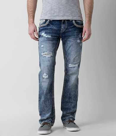 Rock Revival James Slim Straight Stretch Jean