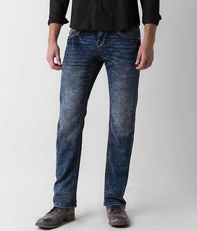 Rock Revival Feeney Slim Straight Stretch Jean