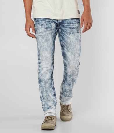 Rock Revival Feeney Slim Straight Stretch Jean