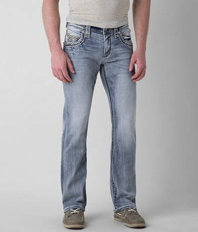 Rock Revival Mabee Slim Straight Stretch Jean