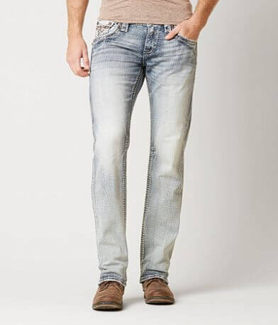 Rock Revival Pevey Slim Straight Stretch Jean