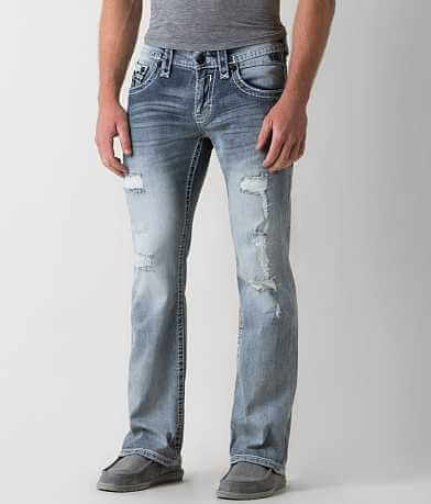 Rock Revival Pevey Slim Boot Stretch Jean