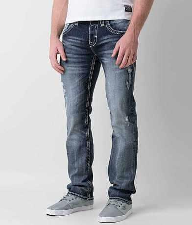 Rock Revival Emmitt Slim Straight Stretch Jean
