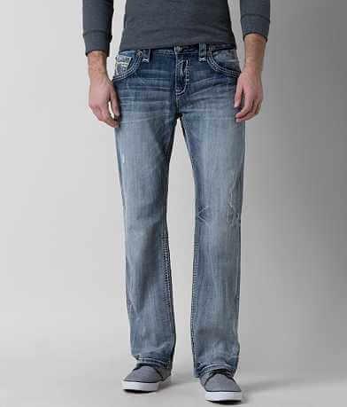 Rock Revival Remedy Straight Stretch Jean