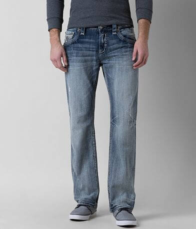 Rock Revival Remedy Straight Stretch Jean