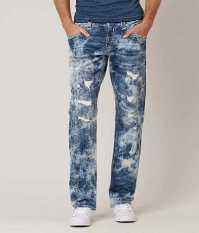 Rock Revival Koen Relaxed Straight 17 Stretch Jean