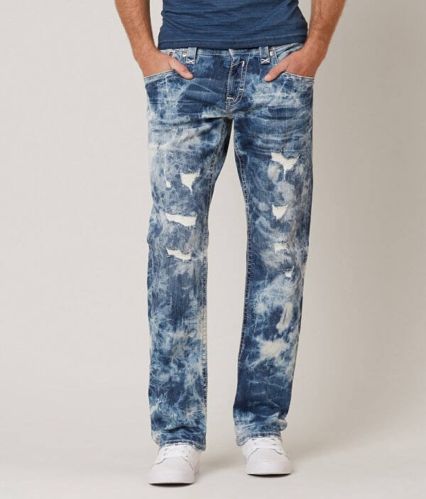 Revival Relaxed Straight Jean Rock Stretch 17 Koen 8ZwdEHqxB