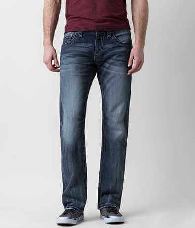 Rock Revival Koen Slim Straight Stretch Jean