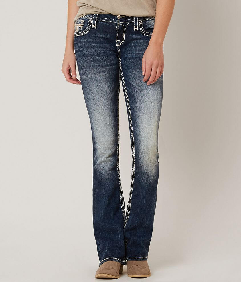 374d676c351 Rock Revival Yui Boot Stretch Jean - Women s Jeans in YUI B205