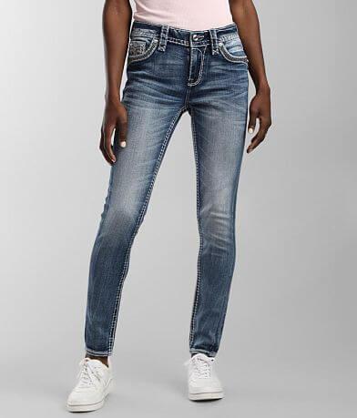 Rock Revival Yui Mid-Rise Skinny Stretch Jean