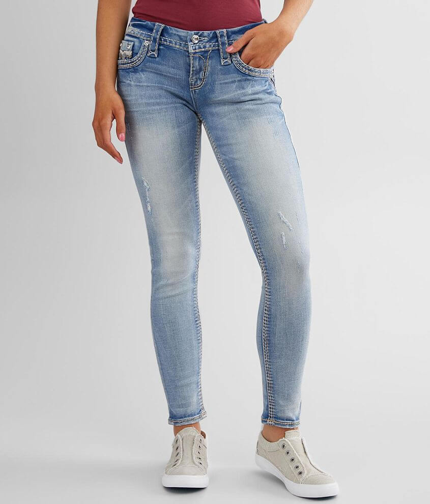 Rock Revival Sherry Ankle Skinny Stretch Jean front view