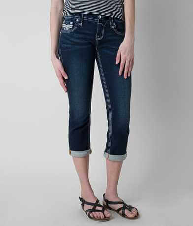 Rock Revival Betty Stretch Cropped Jean